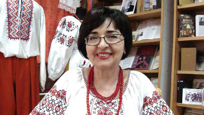 Татьяна Твердая