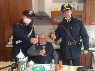 Пенсионер в Италии вызвал полицию в ночь на Рождество - ему было одиноко
