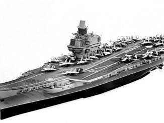 Ульяновск, атомный авианосец, история, корабли, судостроение, Николаев, ЧСЗ, флот,