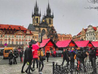 Чехия, рождественская ярмарка, Рождество, Новый год 2021