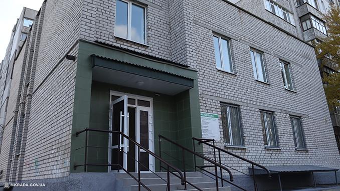 Новая амбулатория, Северный, Николаев