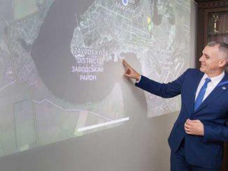 Сенкевич, мэр Николаева