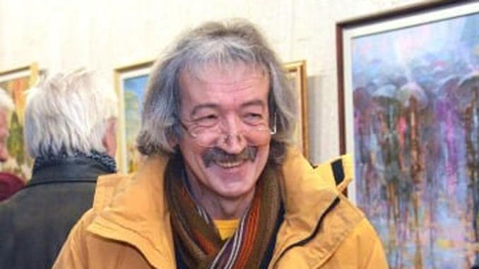 Умер Сергей Гаврилов, новости, Гаврилов, сметрь, писатель, журналист, Николаев,