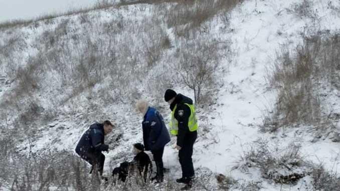 патрульные спасли, новости, Полиция, Николаев, Николаевщина, холод, непогода