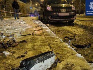 пьяный водитель сбил полицейскую, новости, полиция, ДТП, патрульная, водитель,