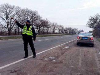 въезд грузового транспорта, новости, Николаев, полиция, транспорт, час пик, грузовой