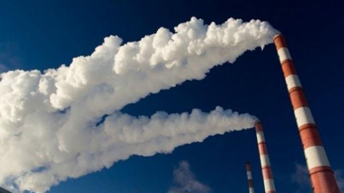 Завод, труба, дым, глобальное потепление, изменение климата, экология, воздух, окружающая среда, мониторинг выброса парниковых газов