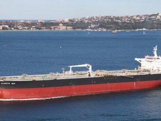 Танкер, море, судно, корабль, санкции США, нефть