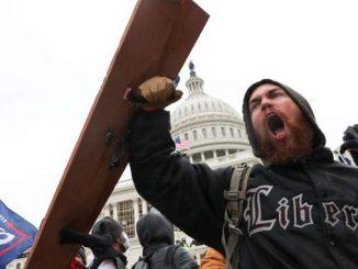 Штурм Капитолия, протесты в США