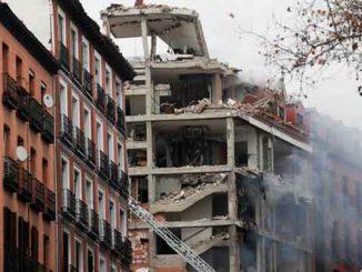 взрыв в Мадриде, новости, происшествия, взрыв, жертвы, Испания,