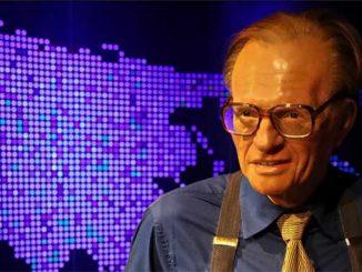 Ларри Кинг, новости, Америка, CNN, Larry King, ведущий, телешоу, США, смерть,