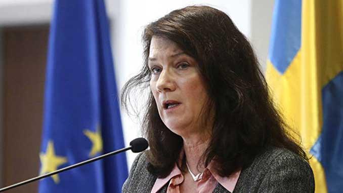 условие вступления Украины в ЕС, новости, Анн Линде, ЕС, Украина, Европа, реформы,