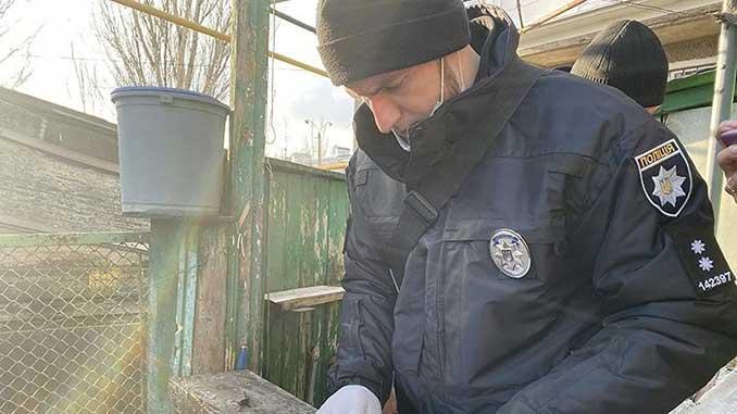мужчина подорвал себя гранатой, Полиция, Николаев, происшествия, новости, граната, РГД-5, взрыв, смерть, Заводский район