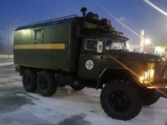 мобильные группы спасателей, новости, Николаев, Николаевщина, область, ГУ ГСЧС, спасатели, погода, снег,