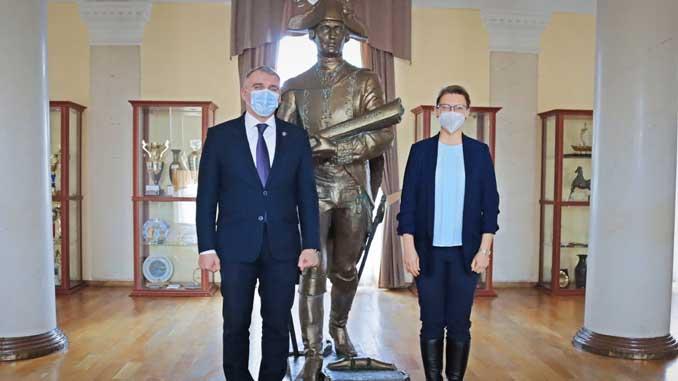 Александр Сенкевич, новости, Николаев, мэр, Польша, Украина, консул, перспективы, сотрудничество,