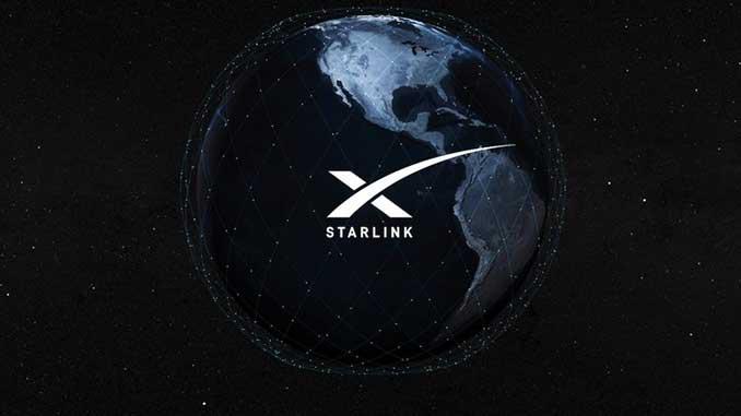 Спутниковый интернет от SpaceX, новости, Илон Маск, SpaceX, Starlink, Украина, спутники, интернет,