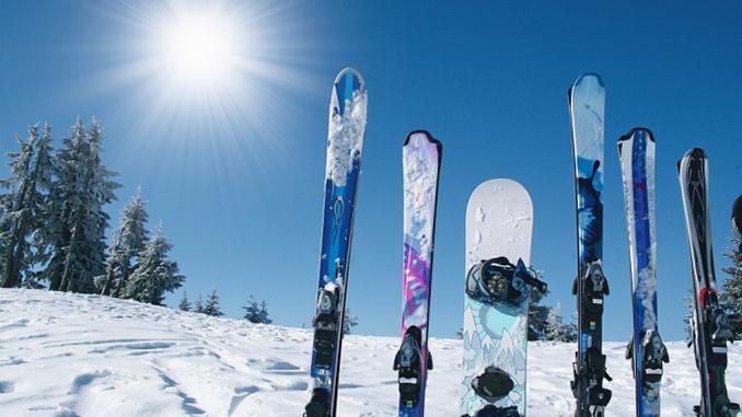 Лыжы, горнолыжный отдых в Украине, курорт, зима, погода, снег, Карпаты