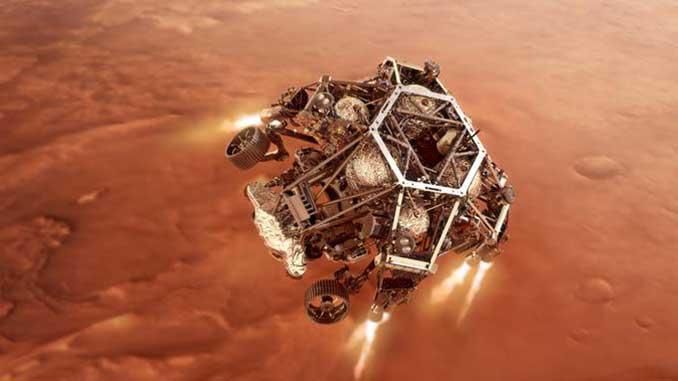 NASA на Марсе, новости, НАСА, NASA, Марс, марсоход, Preservance, вертолет,