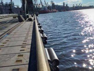 В Николаевском порту, новости, порт, причал, ремонт, АМПУ, Николаев,