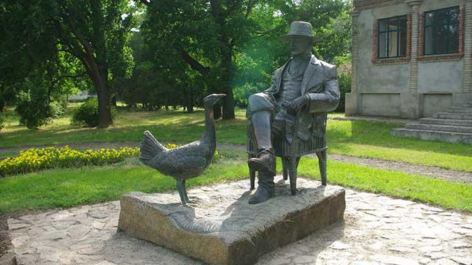 «Аскания-Нова», птицы, экология, новости, Украина, Херсон, область, смерть, птицы