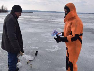 лед, река, спасатели, оттепель