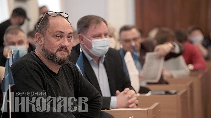 Земельная сессия горсовета, новости Николаева (с) Фото - А. Сайковский, Вечерний Николаев