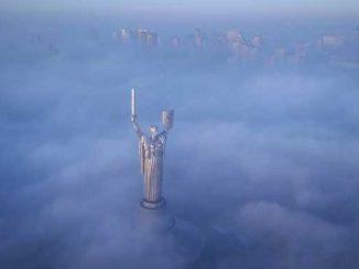 Киев, новости, экология, Украина, список, воздух, загрязнение