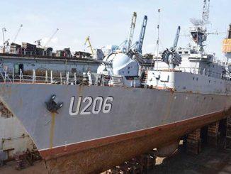 корабль-музей, Николаев, Винница, 8 причал, новости, Минобороны, музей, корабль, Таран