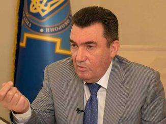 СНБО закон о двойном гражданстве, СНБО, новости, Украина, закон, гражданство, Данилов