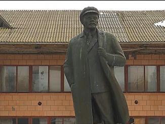 Памятник Ленину, Костоватое, Николаевская область, декоммунизация