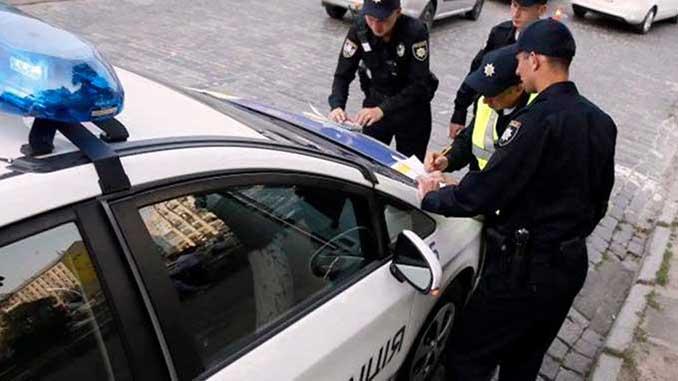 ответственность за нарушения на дороге, новости, ПДД, полиция, штрафы, закон, Украина, нарушения