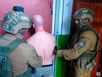 полицейские обезвредили мужчину с гранатой, Николаев, новости, граната, полиция,