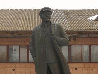 Памятник Ленину, декоммунизация, Николаевская область, Костоватое