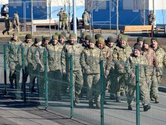 Широкий лан, новый военный городок на Ширлане, ВСУ, Вооруженные силы Украины, Минобороны, Николаевская область