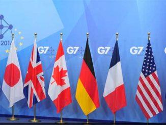 Россия G7, новости, Украина, Россия, G7, война, Донбасс, Крым, оккупация, санкции, Минские соглашения, Нормандский формат,