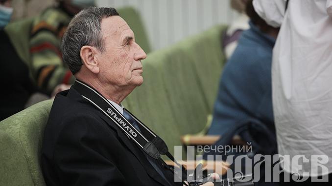 Глеб Бабич, Фото Александра Сайковского