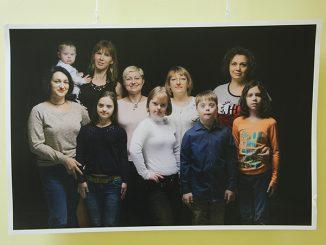 синдром дауна, фото александра сайковского