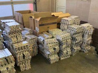 Контрабанда, посольство Украины в Польше, контрабандисты, граница
