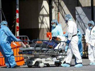 смертность в США, новости, коронавирус. пандемия, смертность, США, испанка, статистика, COVID-19
