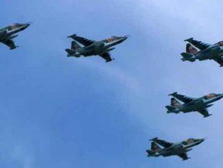 Россия перебросила в Крым ,новости, РФ, Украина, Крым, война, оккупация, конфликт, новости, штурмовики самолеты, авиация,