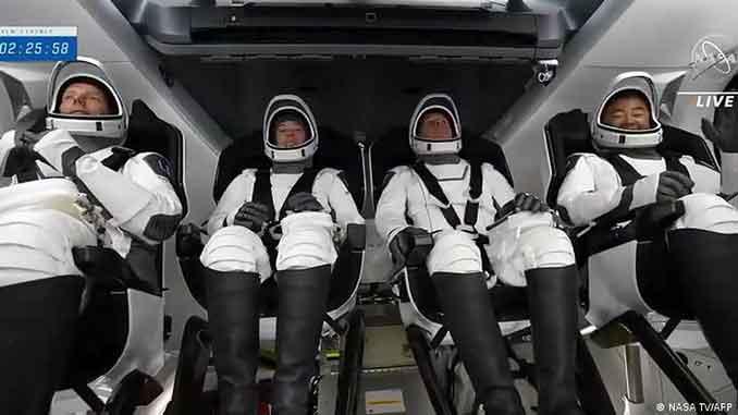 SpaceX МКС, новости, SpaceX, МКС, НАСА, NASA, Crew Dragon, Falcon-9, Маск, космос,