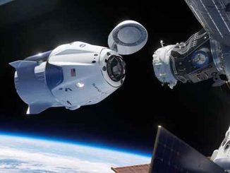 Crew Dragon 2, новости, космос, НАСА, NASA, SpaceX, Crew Dragon 2, Falcon-9, Илон Маск, МКС,