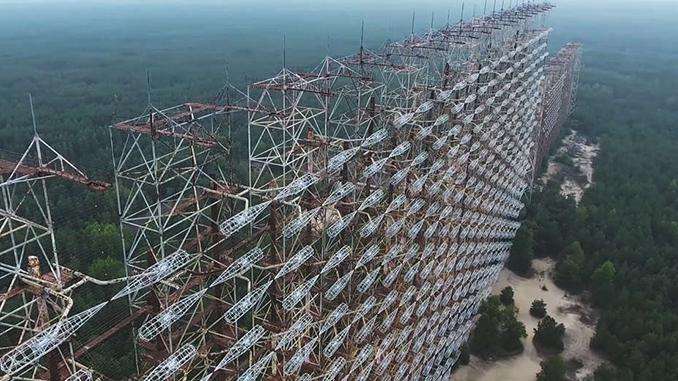 Чернобыль, Дуга, ЮНЕСКО, памятник