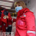 Скорая помощь, коронавирус, пандемия, COVID-19, медики, врачи, карантин (с) Фото - А. Шенкевич, Вечерний Николаев