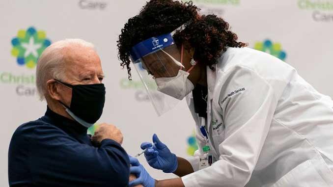 прививку от коронавируса, новости, США, Байден, вакцина, пандемия,