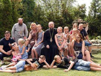 13 детей Родиковых, новости, Украина, коронавирус, ПЦУ, Епифаний, коронавирус,