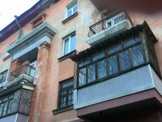 Соседи, Николаев, балкон, ремонт, архитектура,