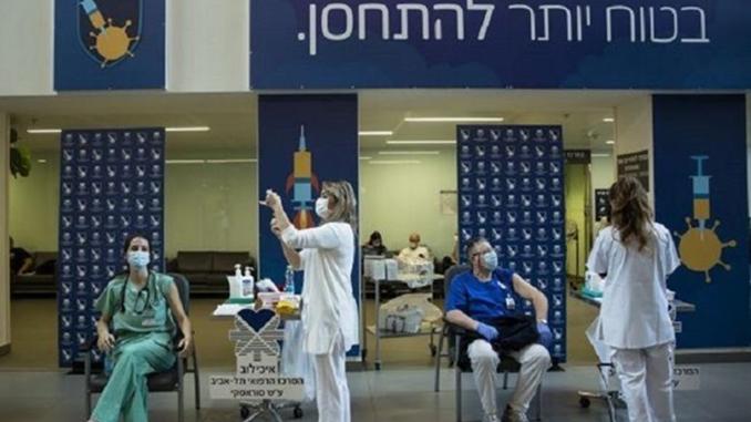 Израиль, вакцина от коронавируса, вакцинация, COVID-19, карантин