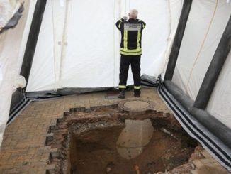 В Германии обнаружили туннель, вырытый для оргабления банка
