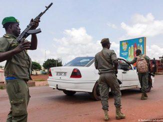 Мали, новости, переворот, хунта, военные,
